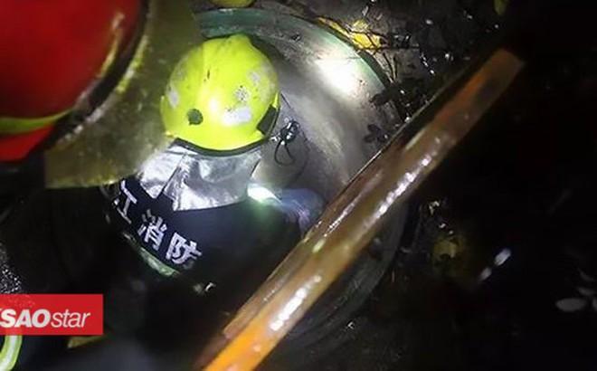 Lọt hố ga sâu 4 mét, thai phụ gặp thảm nạn kinh hoàng