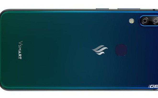 Cùng chiêm ngưỡng Vsmart Active 1+ Iridescent Blue: Chiếc máy xịn nhất, độc nhất trong số 4 smartphone Vingroup sắp ra mắt