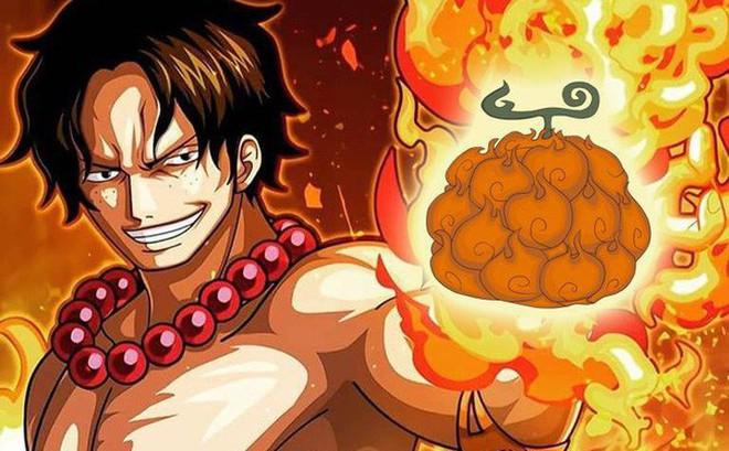 One Piece: Hóa ra Hỏa Quyền Ace sở hữu trái ác quỷ bá đạo Mera Mera ...