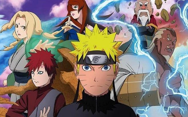 5 vị Kage sở hữu sức mạnh khủng khiếp nhất đến từ 5 làng Ninja trong series Naruto