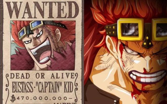 """One Piece: 10 thông tin thú vị không thể bỏ qua về Eustass """"Captain"""" Kid – đồng minh mới của Luffy trong tương lai"""
