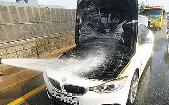 BMW bị điều tra hình sự vì cháy động cơ tại Hàn Quốc