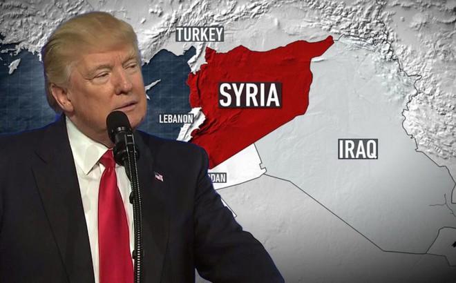 Rút quân Mỹ khỏi Syria: Tổng thống Trump có vi hiến?