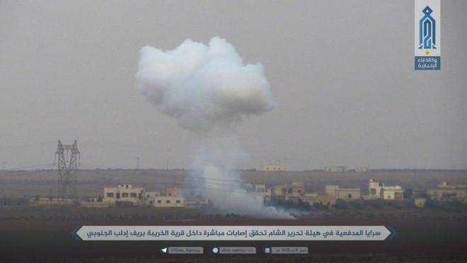 Khủng bố điên cuồng phản kích, liều chết tấn công QĐ Syria: Đòn cố thủ cuối cùng? - Ảnh 3.