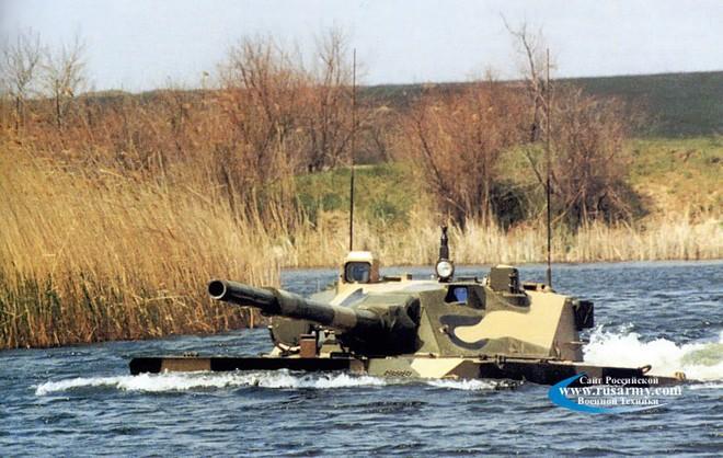 Pháo tự hành diệt tăng Sprut-SDM sẽ nối gót xe tăng T-90S tới Việt Nam? - Ảnh 2.