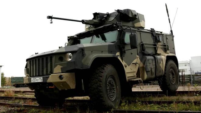 Việt Nam sẽ bỏ qua xe thiết giáp BPM-97 để lựa chọn K-4386 Typhoon VDV? - Ảnh 2.