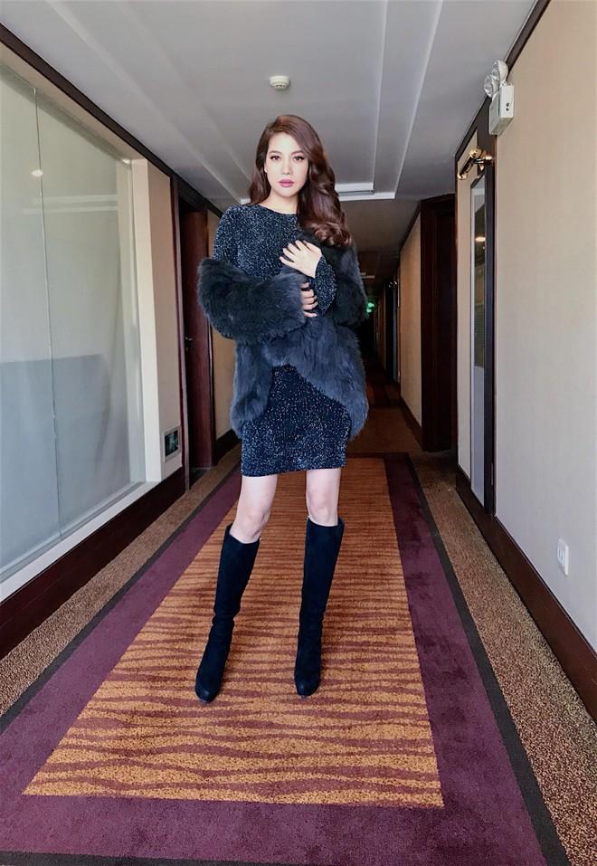 Trương Ngọc Ánh đóng phim cùng dàn sao đình đám quốc tế - Ảnh 1.
