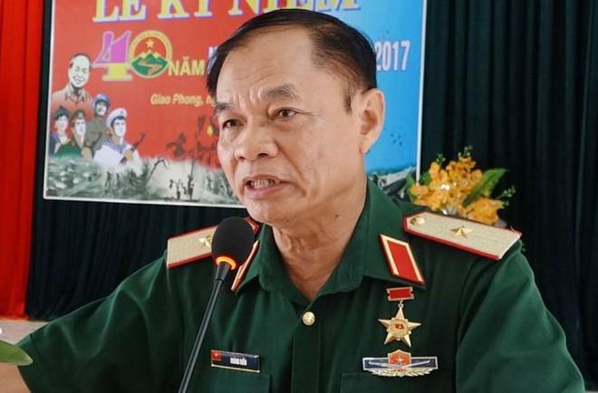 Nguyên Tư lệnh Binh chủng Công binh: Nói rắc muối lên đầu đạn mà gây nổ thì không phải - Ảnh 1.
