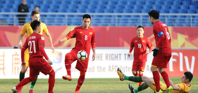 """Báo Hàn Quốc lo sợ bị U23 Việt Nam… """"báo hại"""" sau kỳ tích trước Australia - Ảnh 2."""