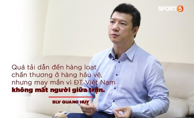 BLV Quang Huy: Tôi mong ông Park gắn bó lâu dài để biến Việt Nam thành đế chế như Diego Simeone - Ảnh 6.
