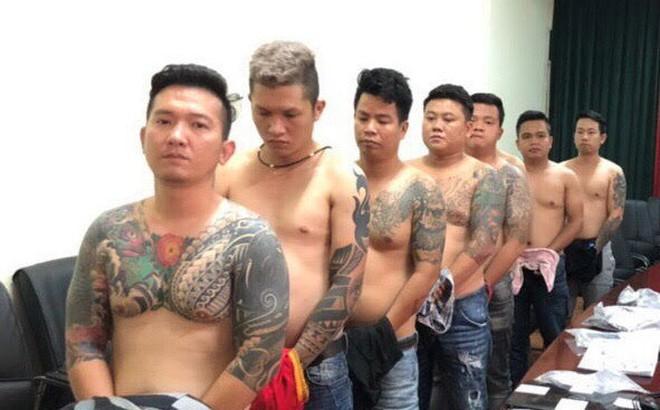 Bộ Công an bắt giữ nhóm giang hồ Vũ 'Bông Hồng' ở Sài Gòn