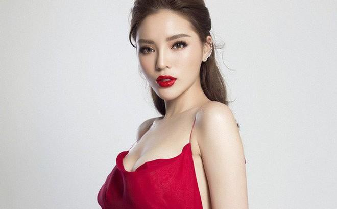 """Hoa hậu Kỳ Duyên: """"Tôi nói luôn là không có tình cảm với Chiêm Quốc Thái"""""""