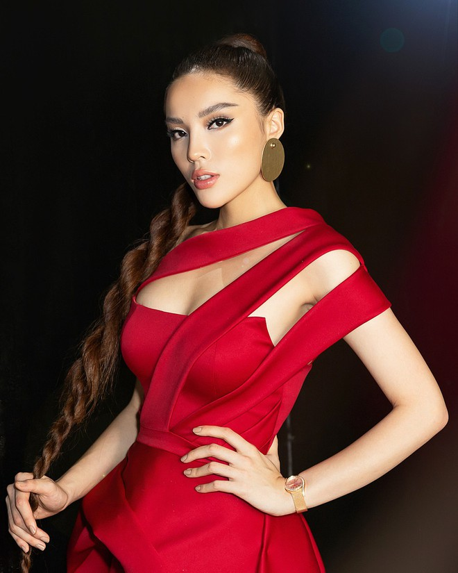 Hoa hậu Kỳ Duyên: Tôi nói luôn là không có tình cảm với Chiêm Quốc Thái - Ảnh 9.