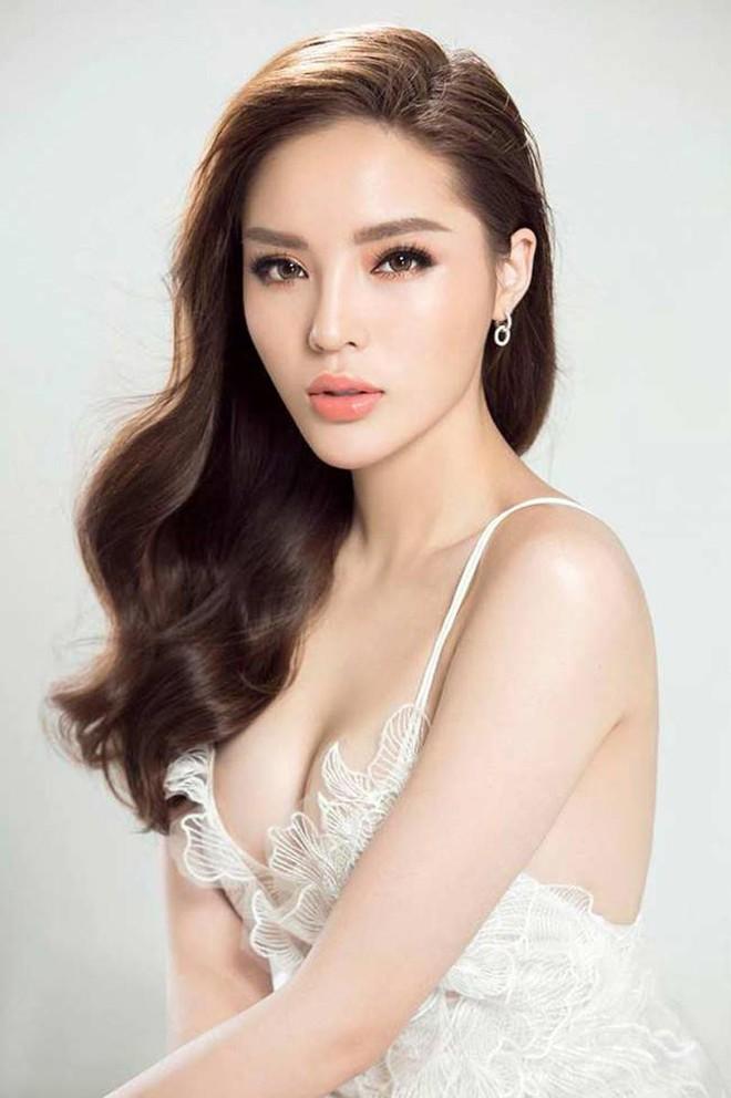 Hoa hậu Kỳ Duyên: Tôi nói luôn là không có tình cảm với Chiêm Quốc Thái - Ảnh 1.