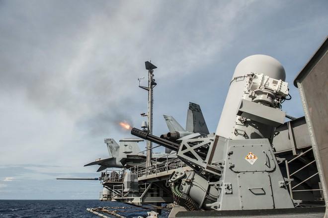 Nếu Trung Quốc bắn cùng lúc 600 quả đạn, nhóm tàu sân bay Mỹ có đỡ nổi không? - Ảnh 3.