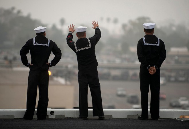 Nếu Trung Quốc bắn cùng lúc 600 quả đạn, nhóm tàu sân bay Mỹ có đỡ nổi không? - Ảnh 4.