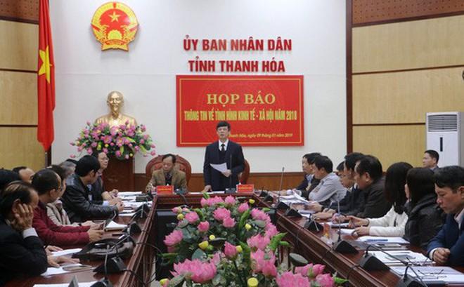 """Chủ tịch Thanh Hóa nói về việc Cục Thuế Thanh Hóa xin 700 triệu đồng để """"động viên anh em"""" đi thu thuế"""
