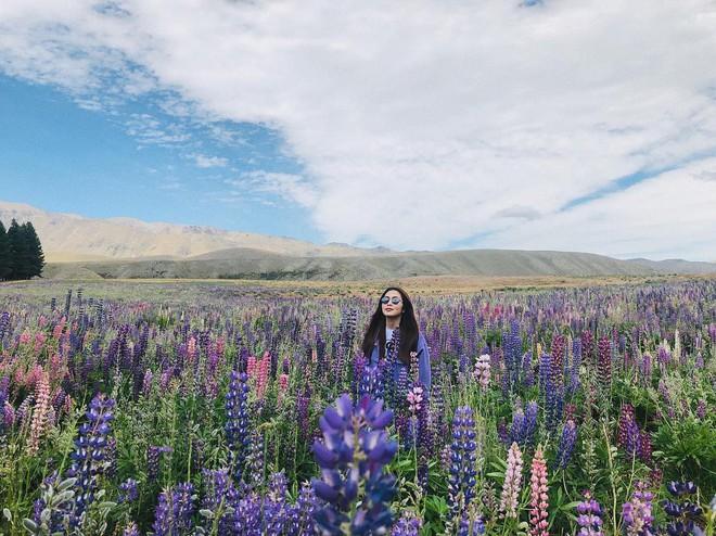 Đăng ảnh du lịch đầu năm mới, Tăng Thanh Hà lại khiến fan điên đảo vì nhan sắc đẹp hơn hoa của mình - Ảnh 1.