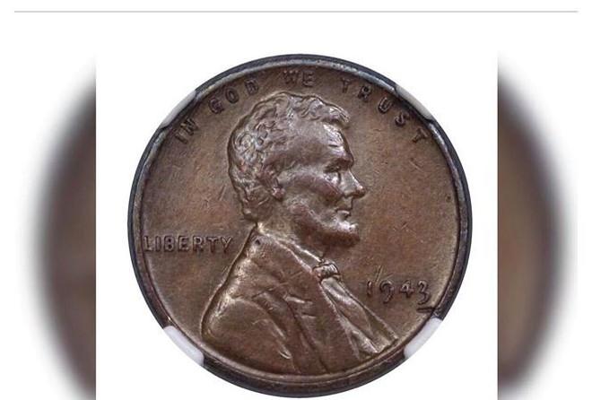 Đồng tiền xu cực hiếm có thể bán đấu giá tới 1,7 triệu USD - Ảnh 1.