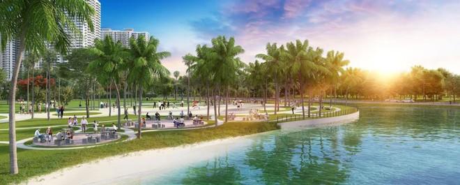 Không còn là giấc mơ, Hà Nội đã có công viên thể thao hàng đầu Đông Nam Á - Ảnh 1.