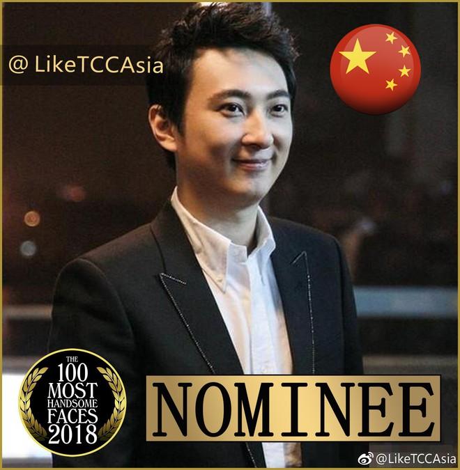 Đệ nhất thiếu gia Vương Tư Thông lọt top 100 người đẹp trai nhất Châu Á khiến dân mạng Trung Quốc tranh cãi kịch liệt - Ảnh 1.