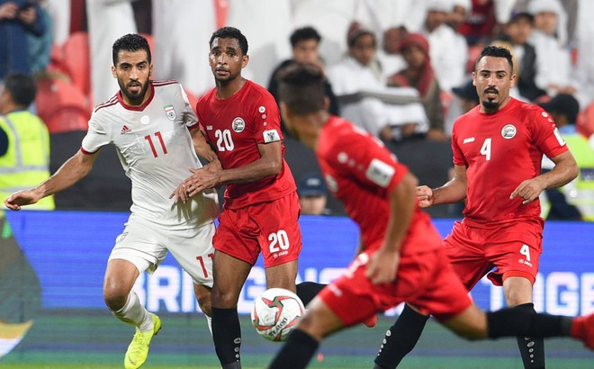 TRỰC TIẾP Asian Cup 2019: Yemen lại đại bại trước thềm trận gặp Việt Nam