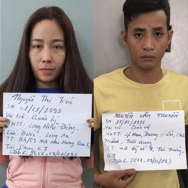 Bắt giam quản lý và bảo vệ của spa Lily tổ chức bán dâm cho khách nước ngoài ở Sài Gòn - ảnh 2