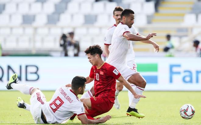 """Rơi vào """"vùng nguy hiểm"""", ĐT Việt Nam còn bao nhiêu cơ hội tại Asian Cup 2019?"""