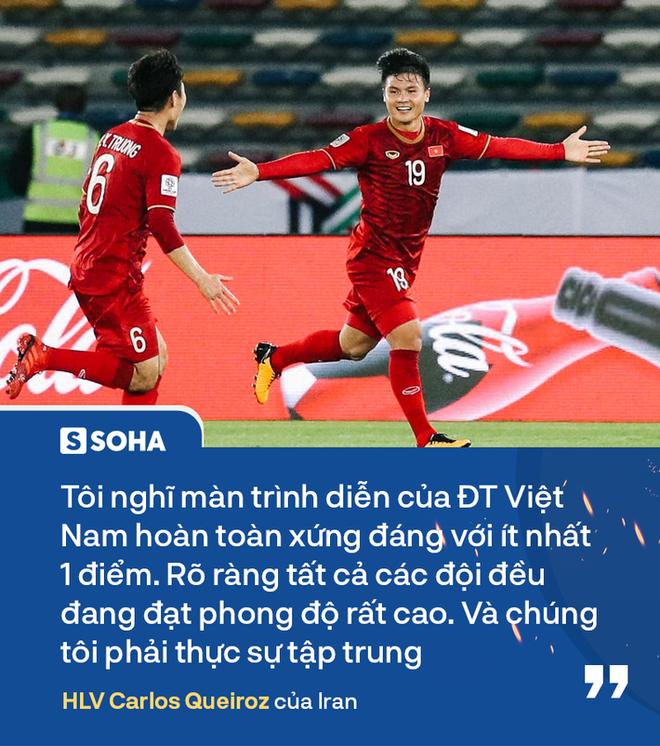 Báo Anh đưa ra thống kê đáng sợ của Iran khiến đội tuyển Việt Nam thêm muôn phần lo lắng - Ảnh 4.