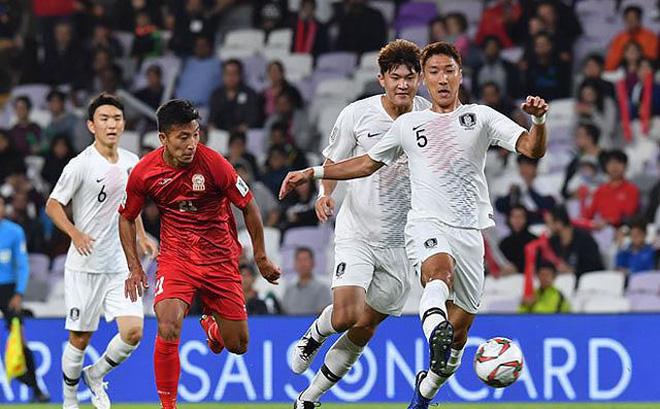 Báo Hàn Quốc đồng loạt chê đội nhà đá kém