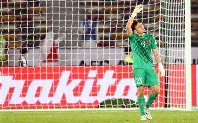 Gặp Iran, thủ môn Đặng Văn Lâm sẽ chứng minh tất cả