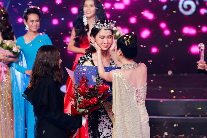 Chung kết cuộc thi dành cho người chuyển giới: MC Mỹ Linh mất bình tĩnh, gắt gỏng - Ảnh 9.