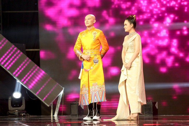 Chung kết cuộc thi dành cho người chuyển giới: MC Mỹ Linh mất bình tĩnh, gắt gỏng - Ảnh 3.