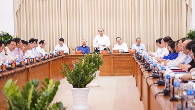 Lãnh đạo TP HCM kiến nghị Thủ tướng vấn đề Khu đô thị mới Thủ Thiêm như thế nào? - Ảnh 1.