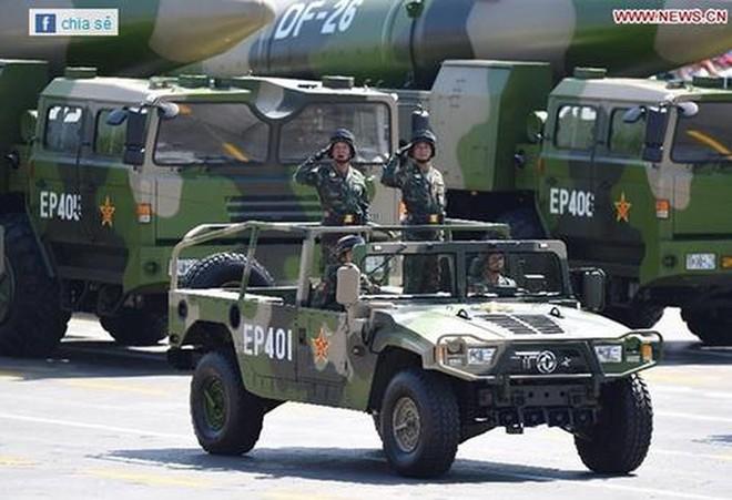 [ẢNH] Tên lửa đạn đạo sát thủ tàu sân bay Trung Quốc vừa triển khai nguy hiểm đến mức nào? - ảnh 2