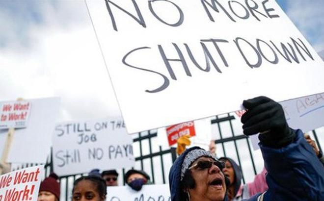 Mỹ lập kỷ lục mới về thời gian đóng cửa Chính phủ
