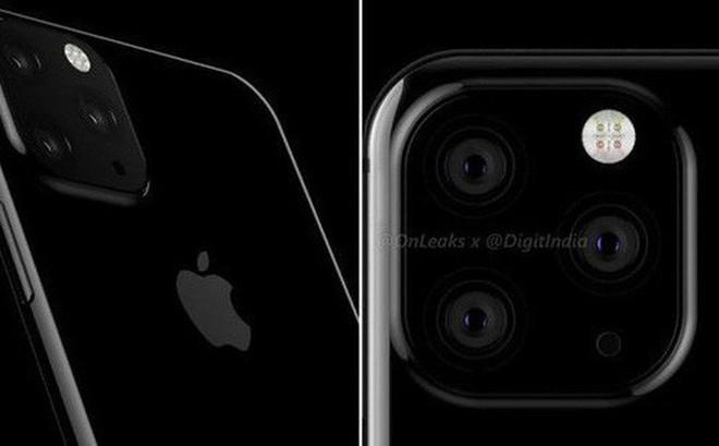 WSJ xác nhận cụm 3 camera sau của iPhone 11, iPhone XR 2019 sẽ có camera kép