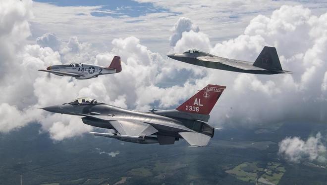 [ẢNH] Bộ sưu tập có một không hai của Không quân Hoa Kỳ - Ảnh 11.