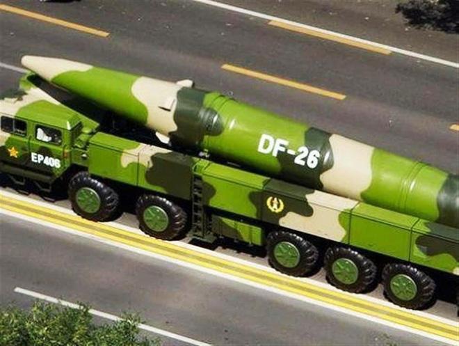 [ẢNH] Tên lửa đạn đạo sát thủ tàu sân bay Trung Quốc vừa triển khai nguy hiểm đến mức nào? - ảnh 14