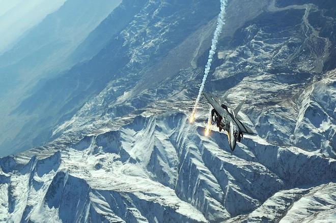 [ẢNH] Bộ sưu tập có một không hai của Không quân Hoa Kỳ - Ảnh 14.
