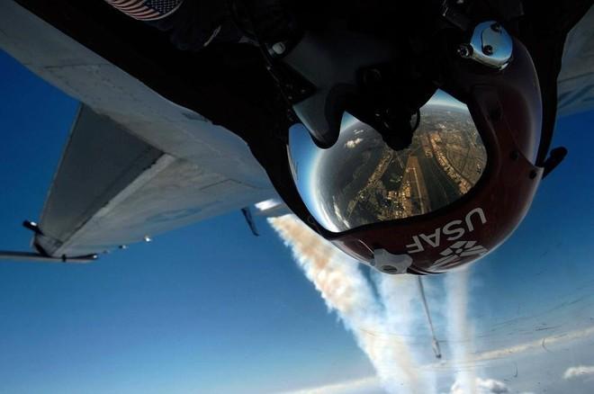 [ẢNH] Bộ sưu tập có một không hai của Không quân Hoa Kỳ - Ảnh 3.