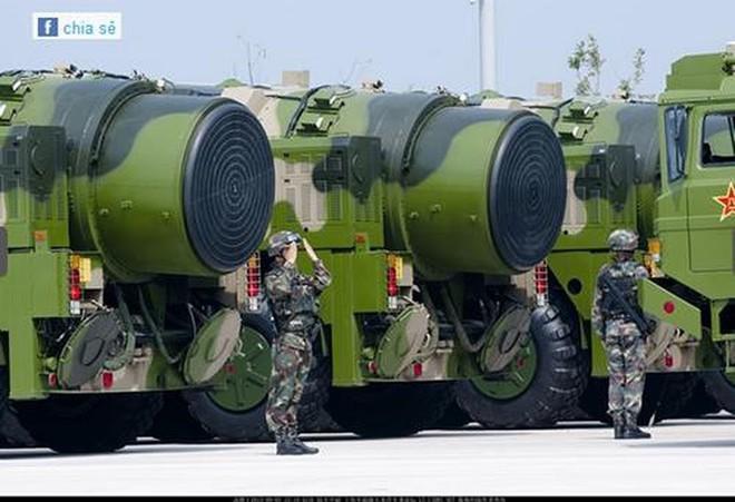 [ẢNH] Tên lửa đạn đạo sát thủ tàu sân bay Trung Quốc vừa triển khai nguy hiểm đến mức nào? - ảnh 4