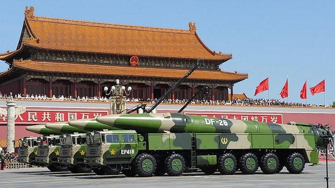 [ẢNH] Tên lửa đạn đạo sát thủ tàu sân bay Trung Quốc vừa triển khai nguy hiểm đến mức nào? - ảnh 5