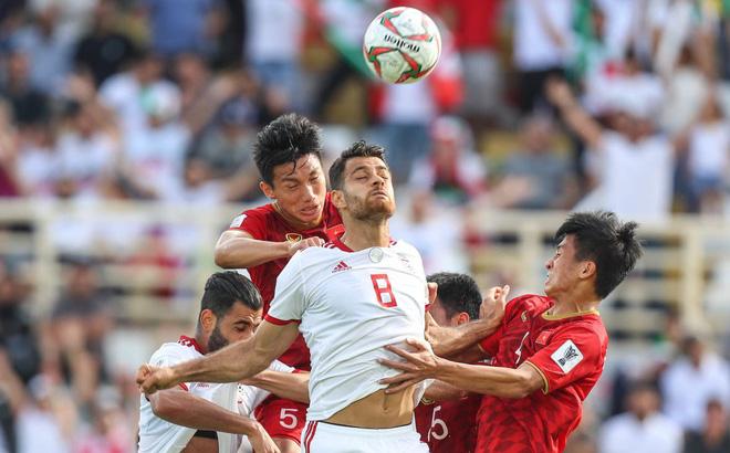 Fan Iran và Đông Nam Á an ủi, gửi lời chúc chiến thắng tới ĐT Việt Nam