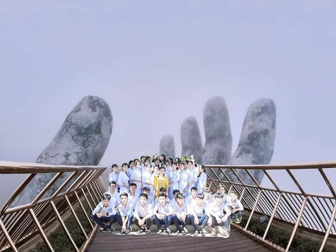 Những tấm hình bá đạo từ chuyến du lịch trong giấc mơ của một lớp học khiến dân mạng bàn tán - ảnh 6