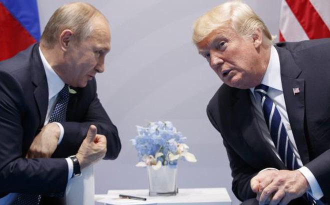 Washington Post: TT Trump tịch thu, xóa dấu vết mọi ghi chép về cuộc họp kín với TT Putin