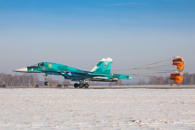 [ẢNH] Bất ngờ lớn khi số lượng tiêm kích Không quân Nga nhận năm 2018 sụt giảm mạnh - Ảnh 1.