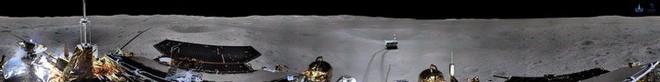 Trung quốc công bôs video tàu thăm dò Hằng Nga 4 đáp xuống vùng tối của mặt trăng - Ảnh 3.