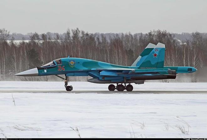 [ẢNH] Bất ngờ lớn khi số lượng tiêm kích Không quân Nga nhận năm 2018 sụt giảm mạnh - Ảnh 4.