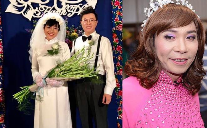 MC Thảo Vân đăng ảnh làm cô dâu, Công Lý phản ứng đầy bất ngờ